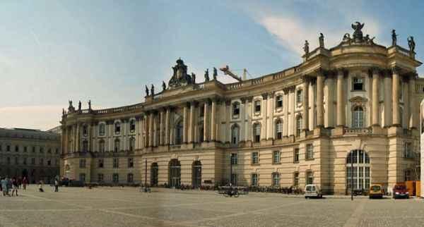 Almanya üniversiteleri listesi