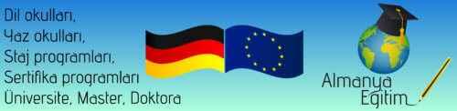 Almanyada dil okulu