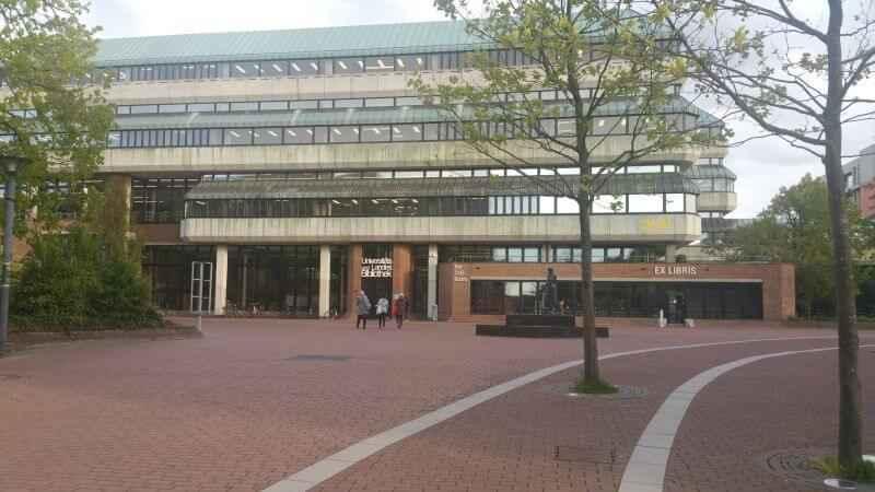 Düsseldorf üniversitesi