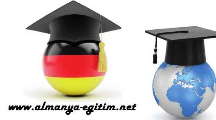 Almanyada ücretiz yüksek lisans yapmak