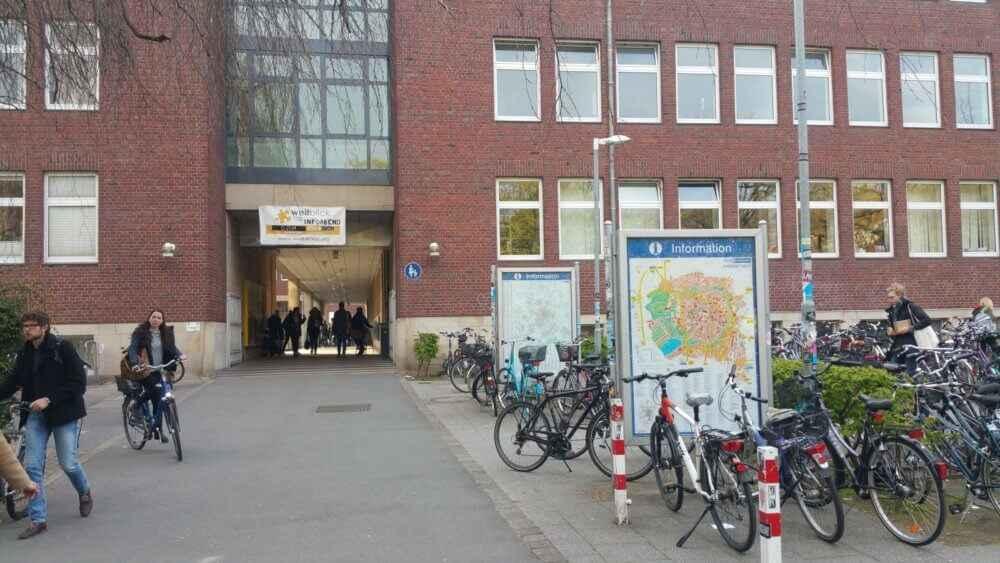 Almanya üniversiteleri bölümleri