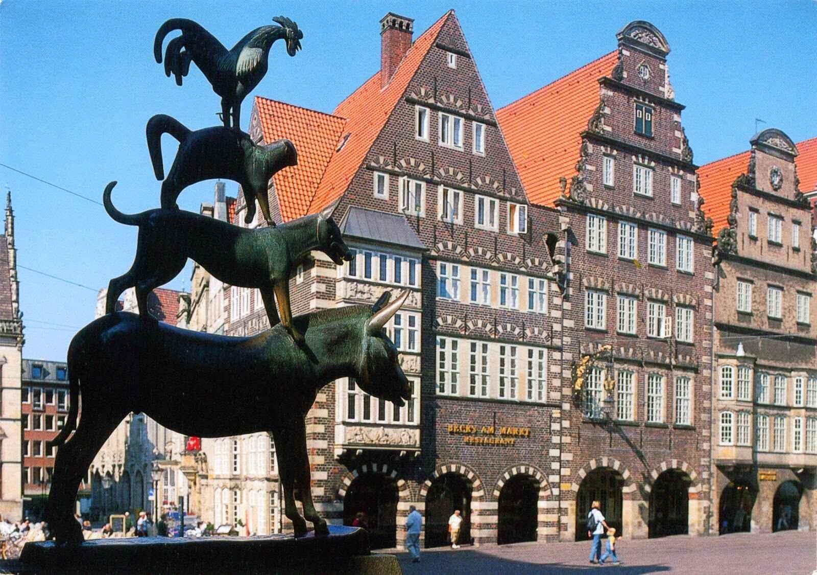 Bremen şehri