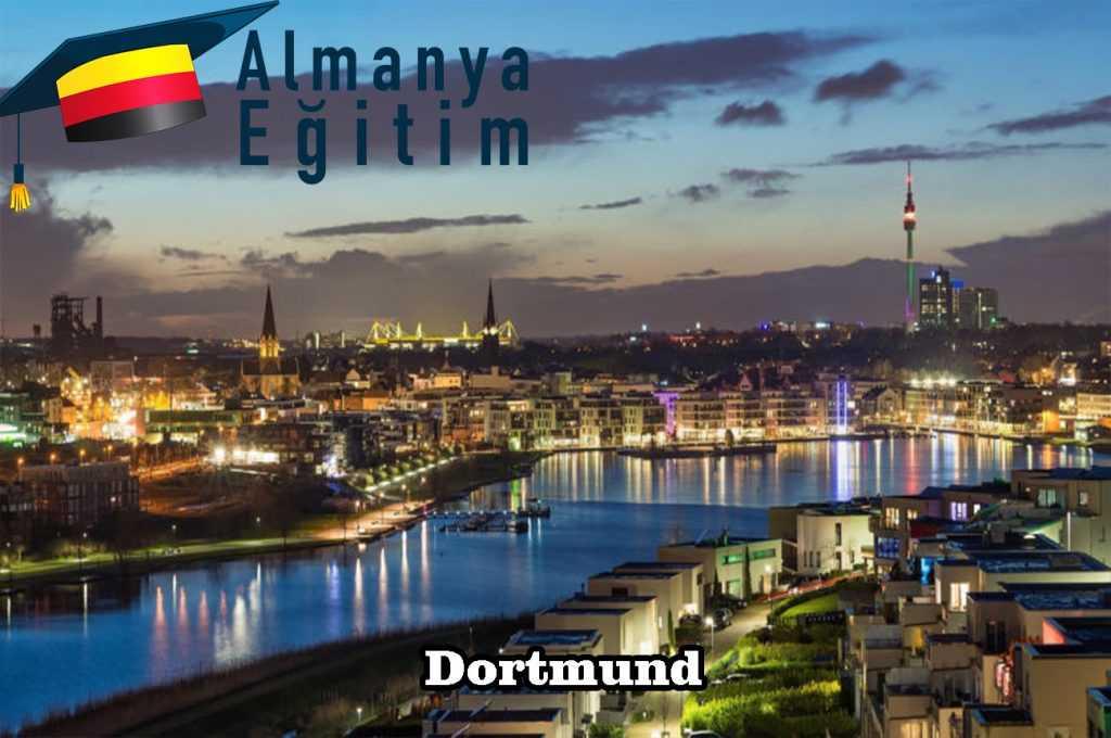 Dortmund Teknik Üniversitesi şehri