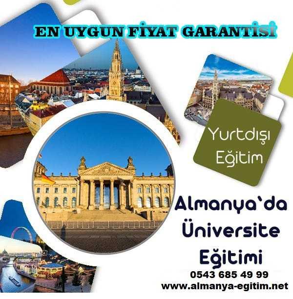 Almanyada üniversite danışmanlığı